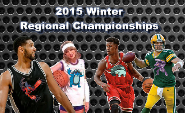 2015 Winter Regional Championship Results