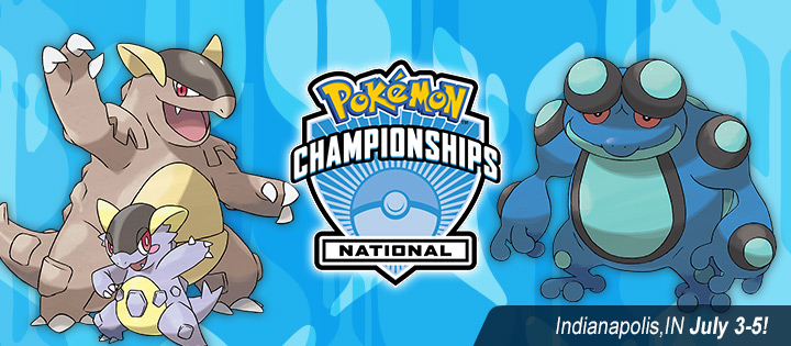 2015 US National Championship Results