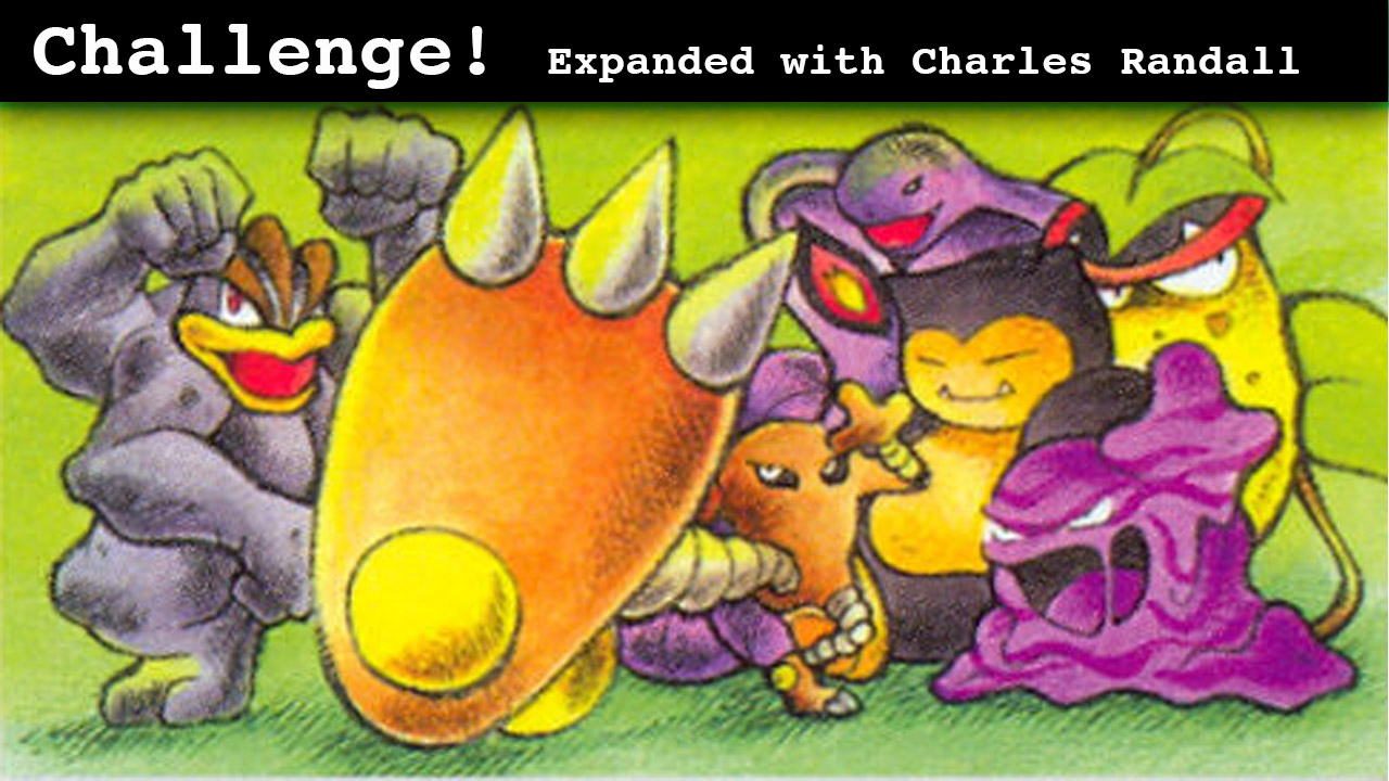 Challenge! Expanded with Charles Randall