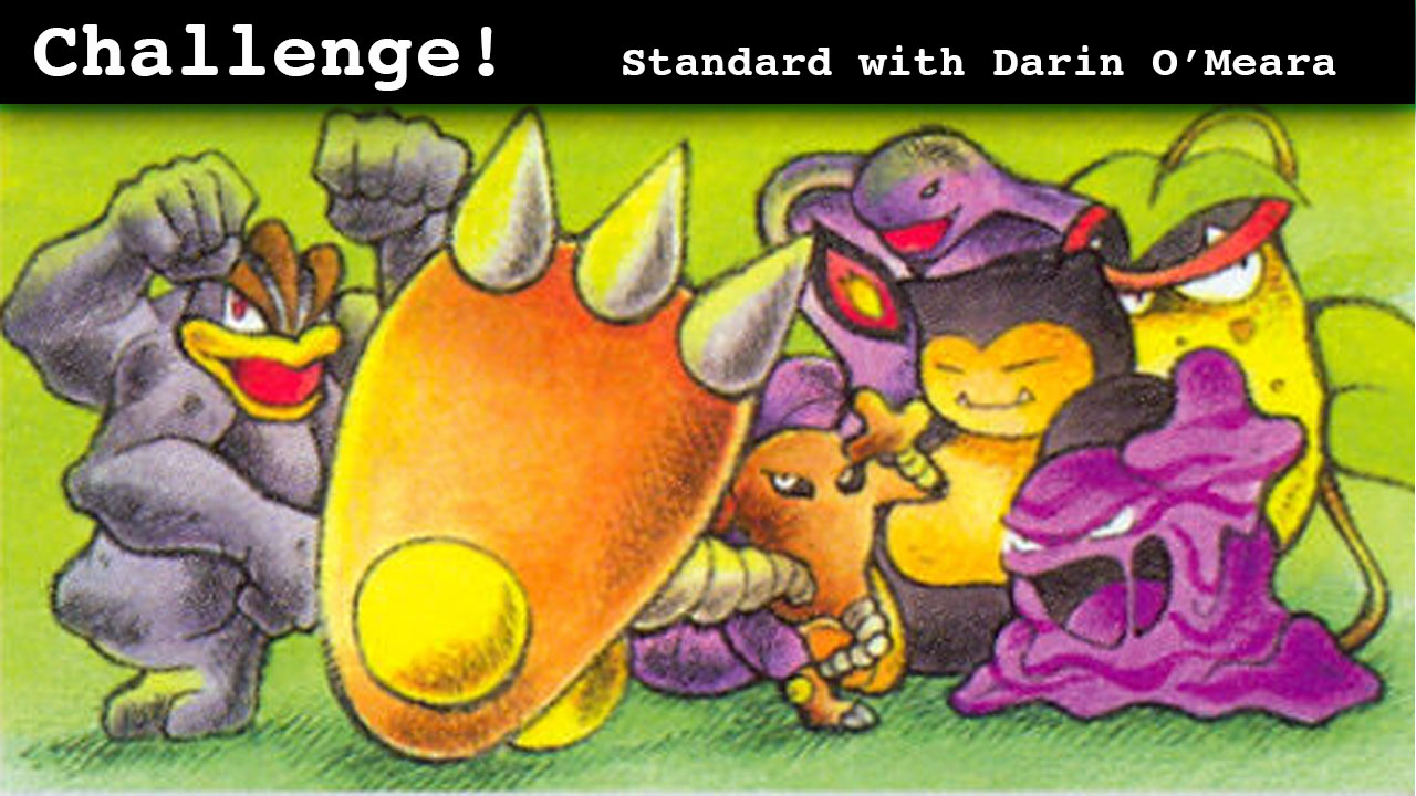 Challenge! – Standard Format with Darin O'Meara