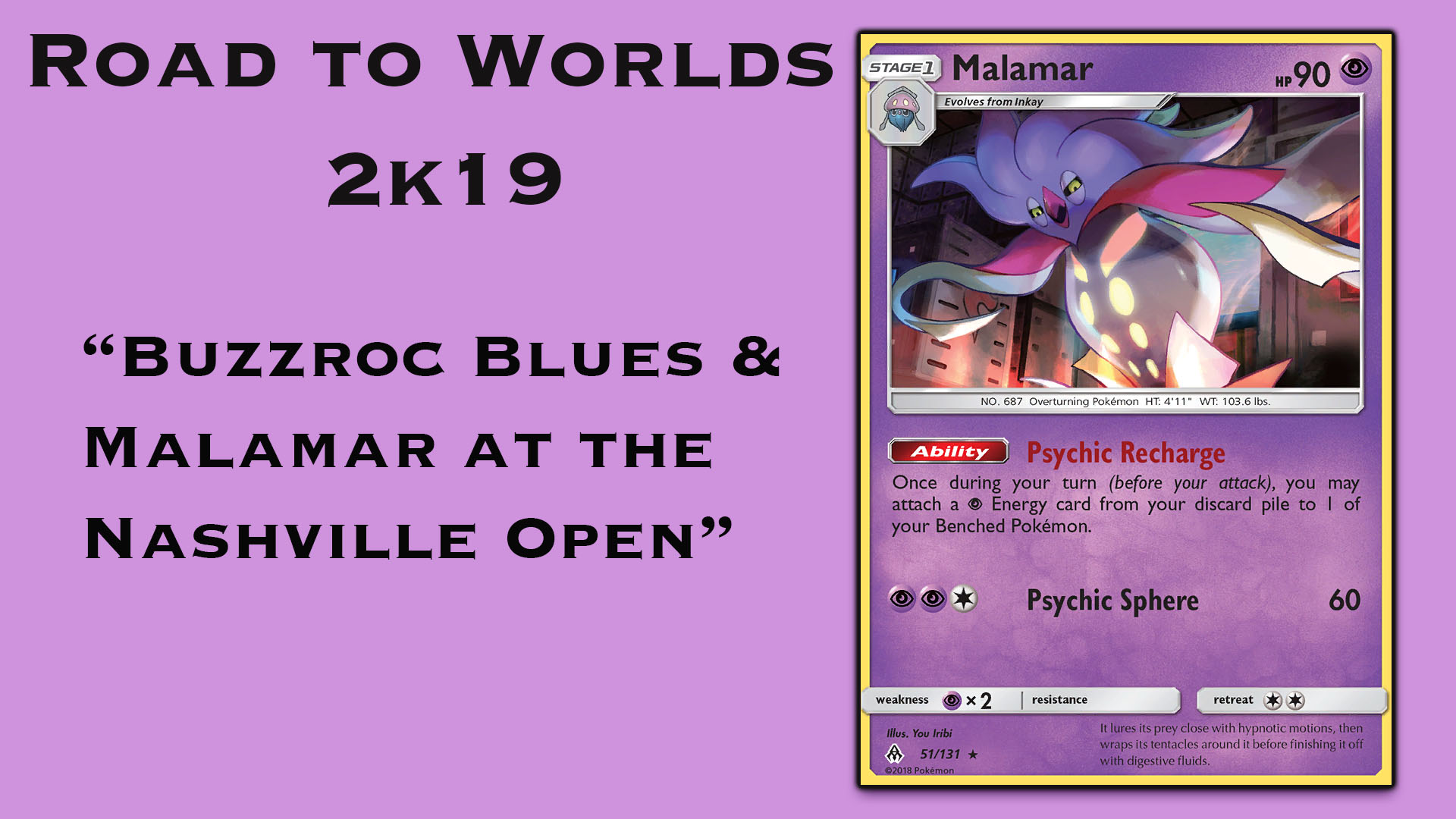BuzzRoc Blues & Malamar at the Nashville Open – Road to Worlds 2k19