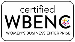 WBENC Certified Women Owned Business