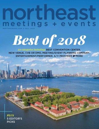 Northeast Meetings & Events - Best of 2018