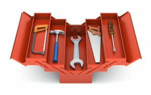 artists and writer's toolbox