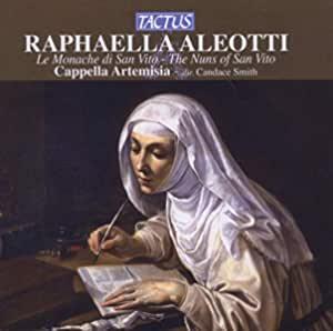 Aleotti, great female composer, disc image