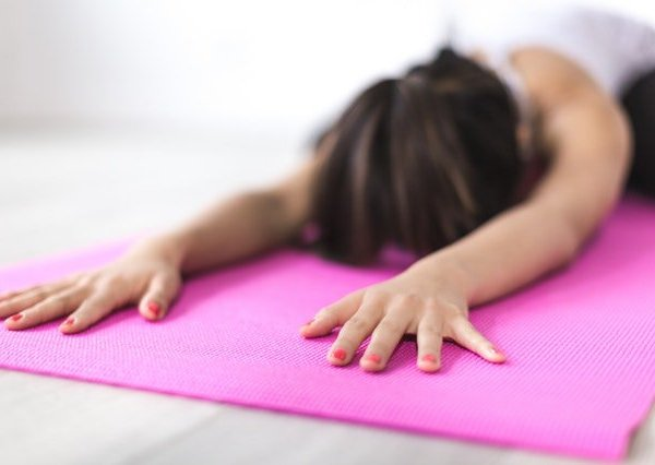 Got Tight Hips? Sore Back? Aching Wrists?  Best 30 Day YouTube Yoga Series for Artists & Writers