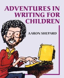 Book cover Adventures in Writing for Children which goes into children's author mistakes in much more detail