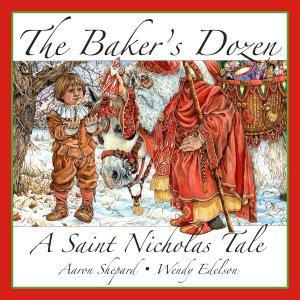 Children's book author mistake specialist Aaron Shepard's The Baker's Dozen book