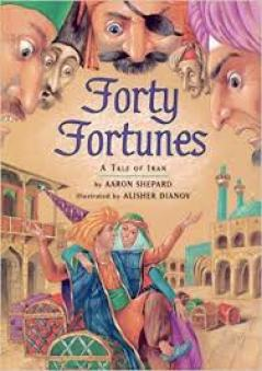 Children's author Aaron Shepard's Forty Fortunes