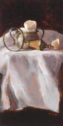 Tammy Cook, Still-life, For Video marketing for artists post