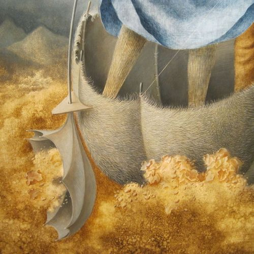 Remedios Varo Painting, Charmed Studio Post