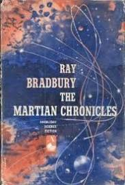 Ray Bradbury's Book, The Martian Chronicles