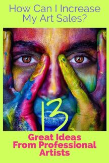 painted artist face, 13 great ideas for how to increase sales, charmed studio