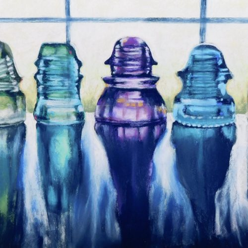 insulator caps pastel for how to stay positive post