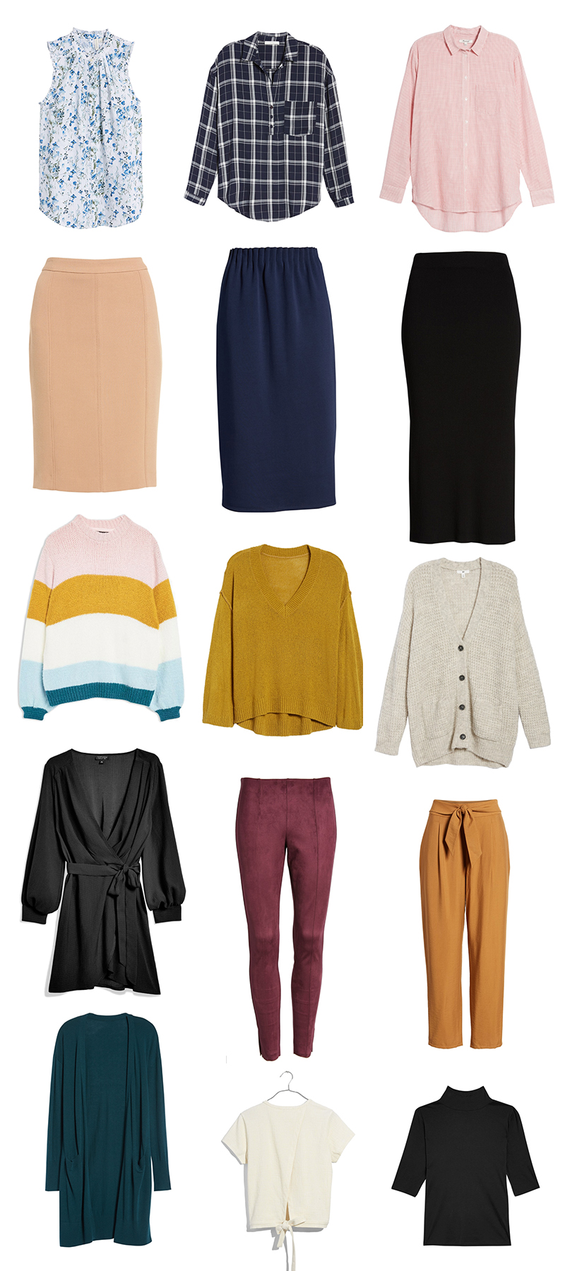 The Nordstrom Anniversary Sale early access is in full swing, and today I'm sharing my fifteen fall fashion favorites UNDER $50 from this years sale, from skirts to sweaters and everything in between!
