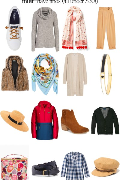 Welcome to another Fifty Dollar Fridays post! I'm sharing all my latest discount finds, all for under $50!