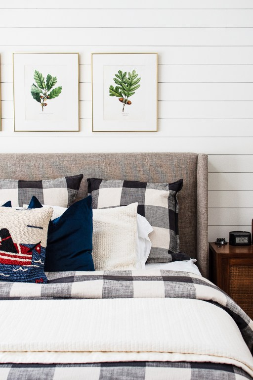 Here it is: our master bedroom reveal! I'm sharing before and after photos and linking everything we used in here, and giving you the down-low about the last couple of projects we have left for this space!