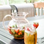 Celebrate Memorial Day with these three easy pitcher cocktails, full of delicious wines, tasty fruits, and lots of fresh herbs!