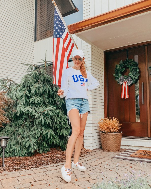 Sharing my 2021 Fourth of July outfit inspo over here on the blog today!