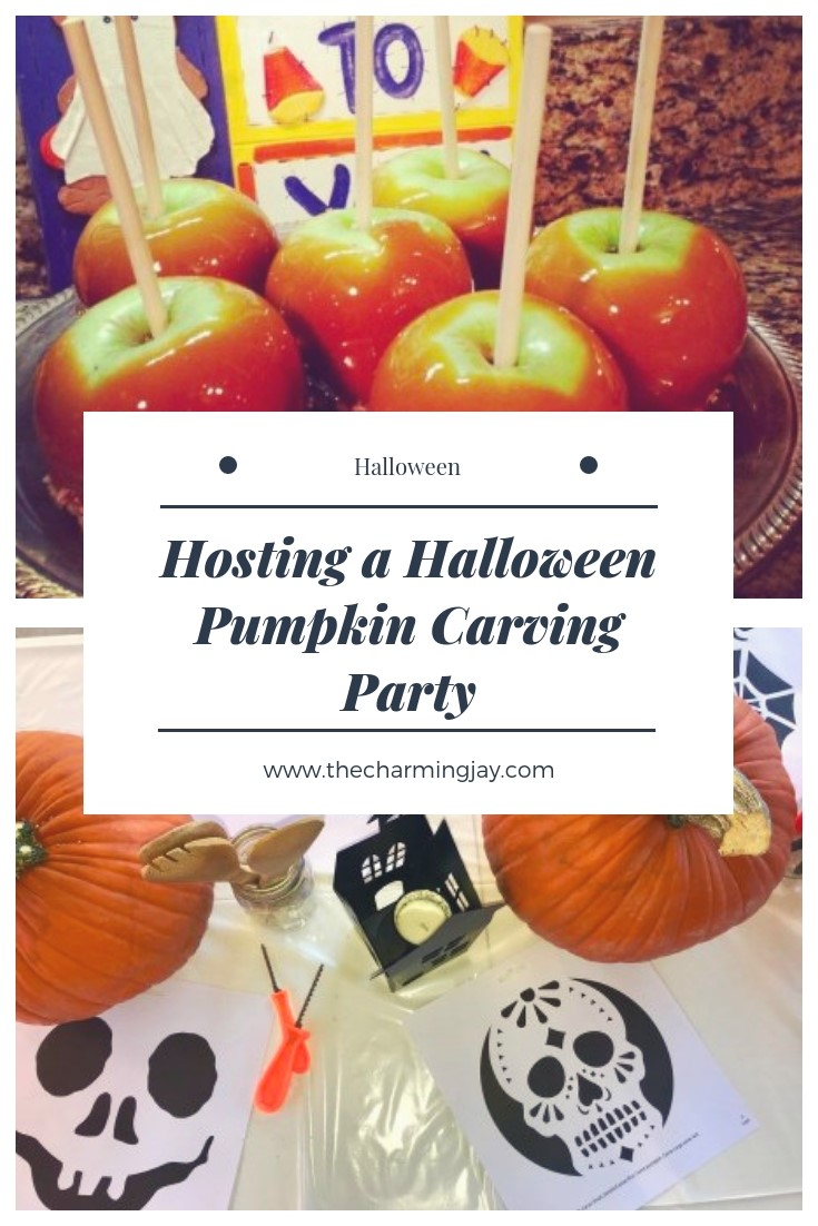 Halloween Pumpkin Carving Party