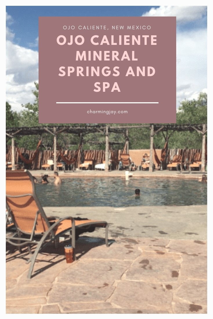 Ojo Caliente Mineral Springs and Spa, New Mexico