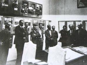 Bauhaus exhibit, Moscow