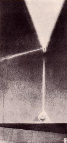 Bunin, Varentsov, and Georgii Krutikov, proposal for a monument to Christopher Columbus in Santo-Domingo (1929)