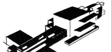 И. Чашник. Архитектона. Эскиз