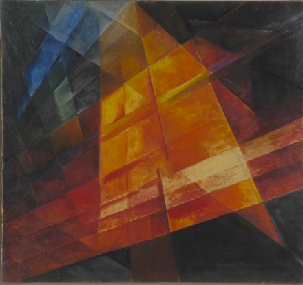 Ivan Kudriashev, Construction of a Rectilinear Motion (1925)