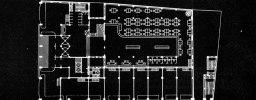 Здание акционерного общества %22Аркос%22 в Москве. Конкурсный проект (1-я премия) Арх-ры- А., В. и Л. Веснины Год создания проекта- 1924