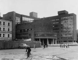 Tsentrosoiuz building in Moscow, 1948