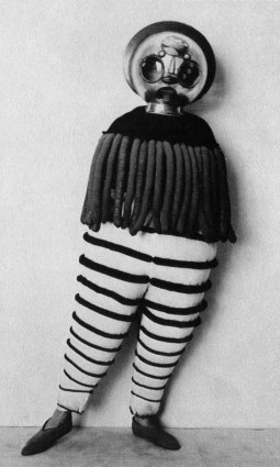 Bauhaus costume, 1920s
