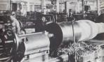 В ремонто-механическом цехе