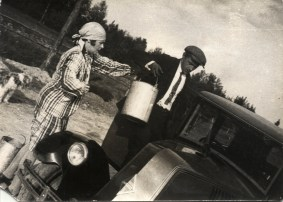 Однако причина вызывающего поступка Владимира Маяковского, ставшего первым советским автомобилистом – «частником»