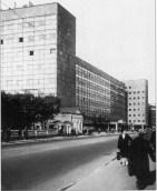Tsentrosoiuz building in Moscow, 1936