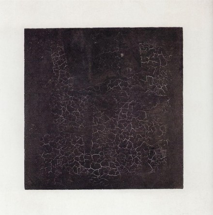 Malevich, The Black Square (1913)