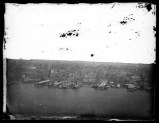 A view of Brooklyn from the bridge, c. 1876
