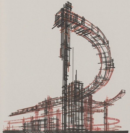 The speculative constructivism of Iakov Chernikhov's early architectural experiments, 1925-1932