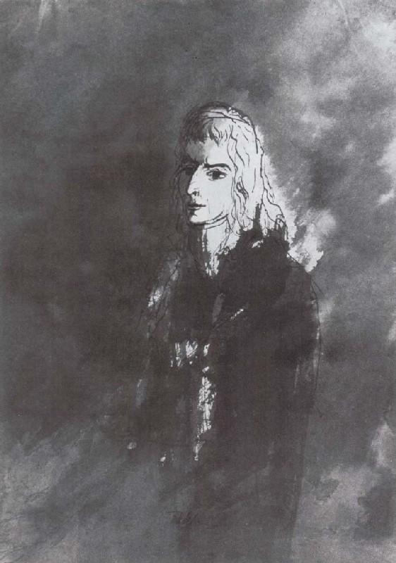 "Mikhail Sokolov, ""François-Noël (Gracchus) Babeuf [Бабёф],"" from Figures of the 1789 French Revolution (1930-1934)"
