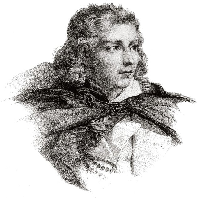 Historical depiction of Jacques Cathelineau