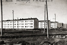 Standard houses, Novokuzneck 1st generation, 1930-31