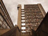 Ernö Goldfinger's Trellick Tower (1972)