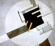 El Lissitzky, PROUN 1-E