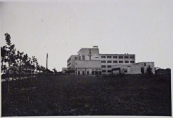 All-union electrical institute, photographed in 1932l