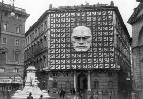 Fascist headquarters in Rome, Italy 1934a