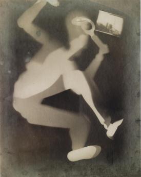 Человек с гаечным ключом. 1920-30е