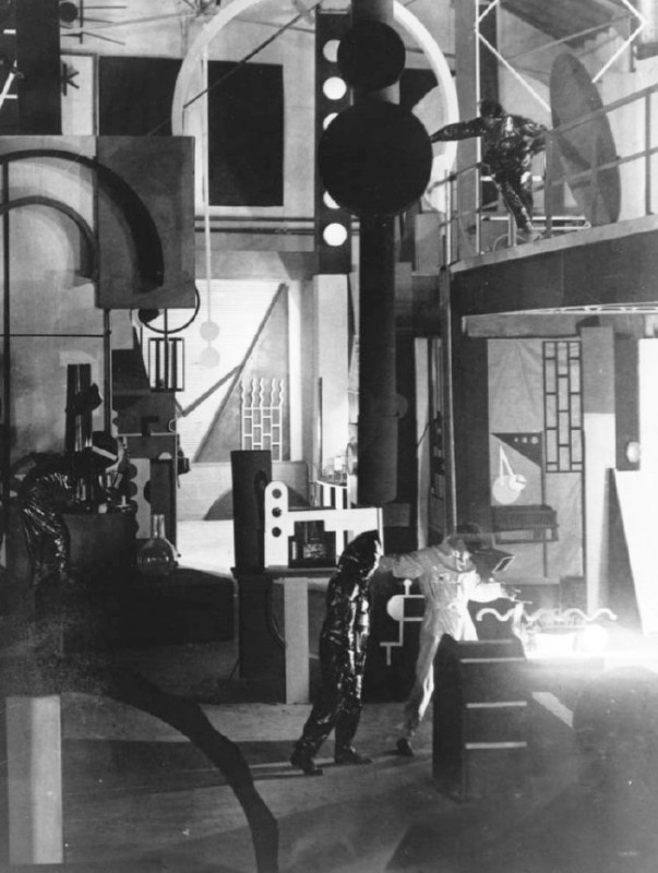 L'inhumaine directed by Marcel L'Herbier, 1924 b