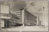 Van Nelle Fabriek, Rotterdam, 1923-1930. Architect- J.A. Brinkman en L.C. van der Vlugt