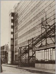 Van Nelle Fabriek, Rotterdam, 1923-1930. Architect- J.A. Brinkman en L.C. van der Vlugt6