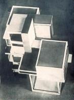 Van_Doesburg_and_Van_Eesteren Maison d'Artiste. 1923.